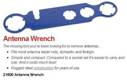 Antenna Wrench Steck Mfg 21600