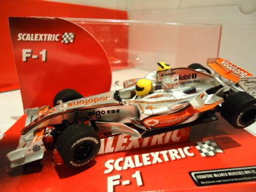 McLaren Mercedes Ref.6287- Scalextric tecnitoys New