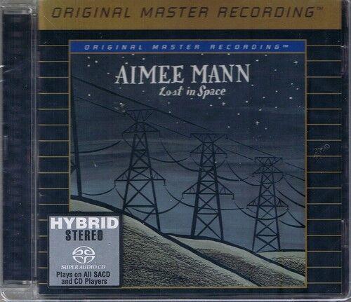 Mann, Aimee Lost In Space MFSL Hybrid SACD DSD Neu OVP Sealed UDSACD 2021