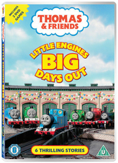 Thomas & Friends - Petit Engines Big Day Out DVD Neuf DVD (HIT41611)