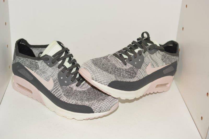 NIKE AIR MAX 90 2.0 FLYKNIT Femme fonctionnement chaussures - Femme SZ  7