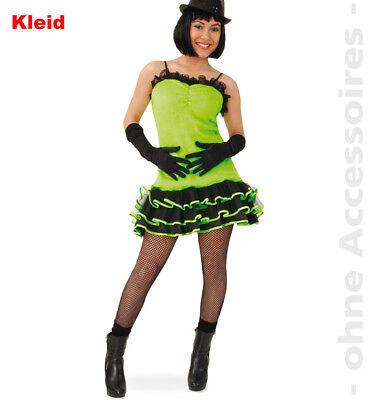 Al Capone Gangster Damen Kostüm Neonkleid 80er Jahre Gangsterkleid Damenkostüm Kaufen Sie Immer Gut
