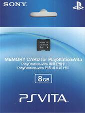 Sony Playstation Vita Memory Card (8 GB)