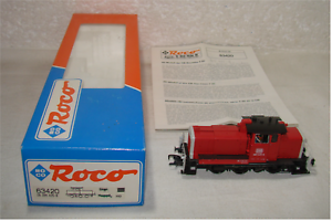 Roco-63420-Locomotive-BR-365-425-8-Digital-dans-neuf-dans-sa-boite