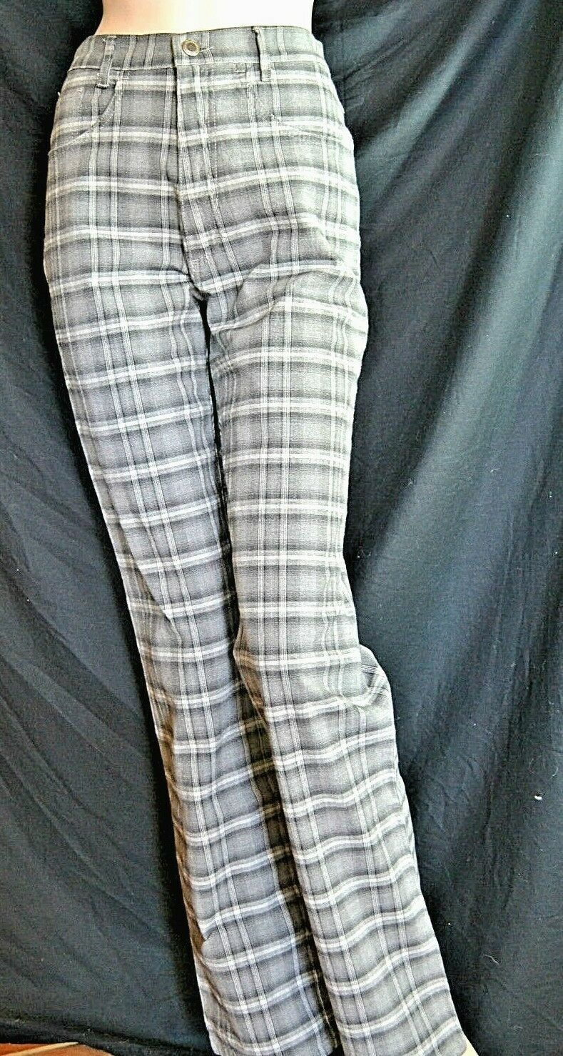 original AIRLINE  High fit Hose trousers XS NEU  NEW straight Stretch