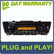 01 02 03 04 05 06 NISSAN Sentra ROCKFORD FOSGATE Radio CD Player Aux Input CY10B
