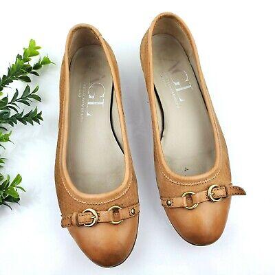 Womens Shoes AGL Attilio Giusti Leombruni 558034 Black