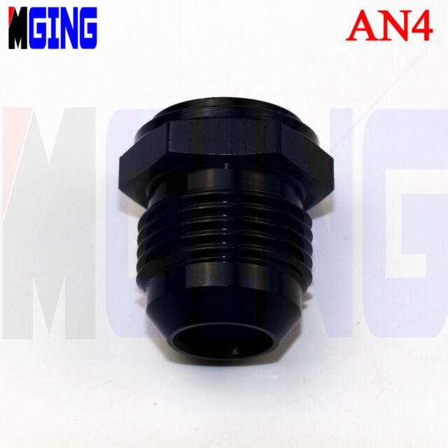 AN4 -4AN AN-4  Male Aluminum Weld  On Fuel Bung Fitting Adaptor