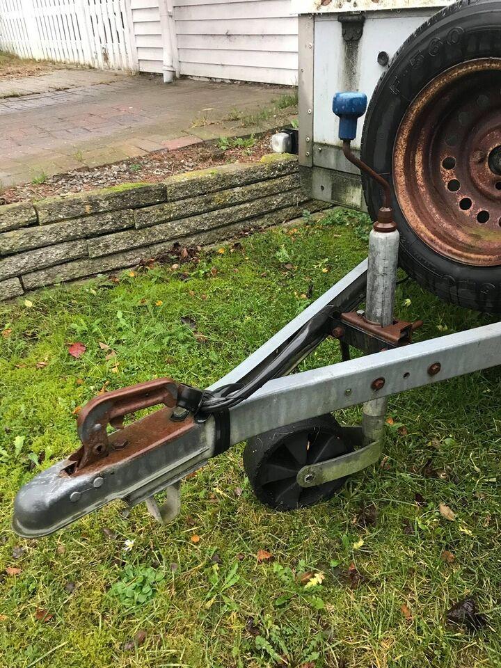 Autotrailer, Brænderup, lastevne (kg): 325