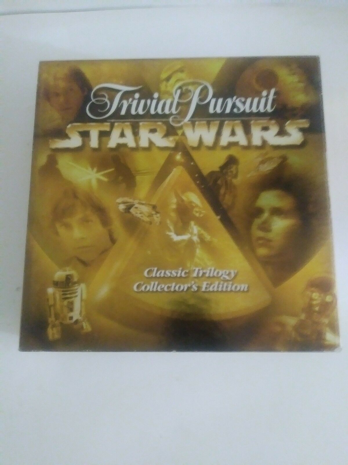 Star Wars Trivial Pursuit Classic Trilogy Collectors Edition, 1997