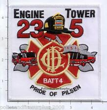 Illinois - Chicago Engine 23 Truck 5 IL Fire Dept - Pride of the Pilsen