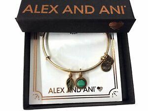 Alex-and-Ani-Grounded-Bangle-Bracelet-Rafaelian-Gold-NWTBC