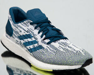 Details about adidas PureBOOST DPR Mens Legend Marine Geometric Running Shoes B37789
