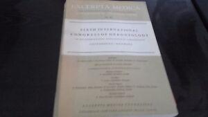 Excerpta-Medica-N-57-Sixth-Congresos-Of-Gerontologia-Copenhagen-1963-ABE