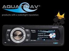 AQUATIC AV SIRIUSXM HARLEY RADIO REPLACEMENT BLUETOOTH STEREO (COLOR SCREEN)
