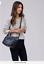 Vera-Bradley-Gallatin-Leather-Foxwood-Navy-Purse-Hobo-Crossbody-Shoulder-Bag-NWT thumbnail 10