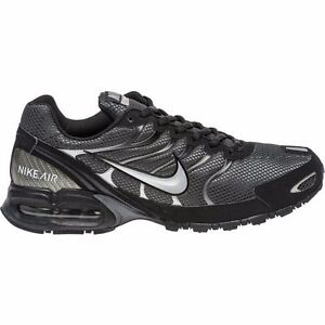 Nike Mens Air Max Torch  Running Shoes Anthracite Silver
