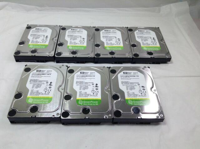 """Western Digital WD20EURS-63S48Y0 2TB Green 3.5/"""" SATA Hard Drive"""