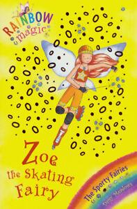 Rainbow-magic-Zoe-the-skating-fairy-by-Daisy-Meadows-Paperback-Amazing-Value