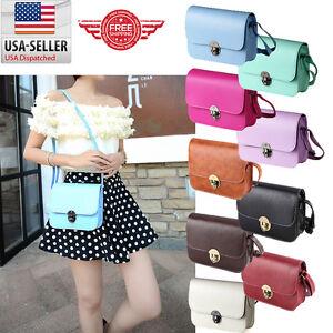 Women-Leather-Handbag-Shoulder-Hobo-Purse-Messenger-Crossbody-Tote-Bag-H0047