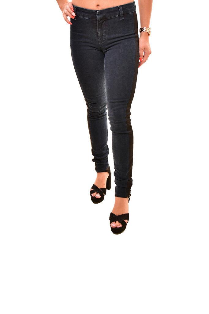 J BRAND Women's Soft Devin Skinny 853I540 Jeans bluee Size 25 RRP  309 BCF88