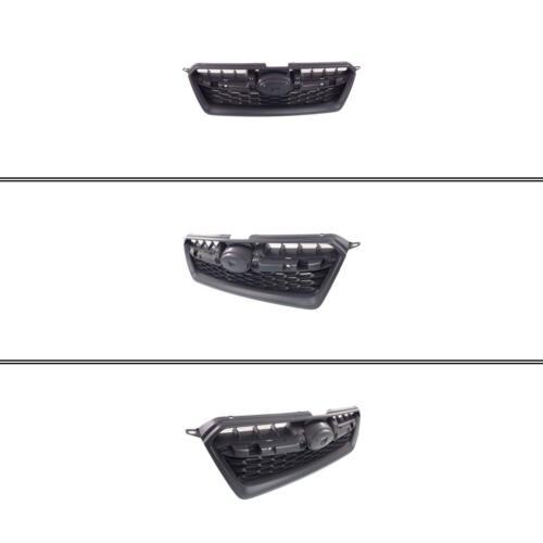 New SU1200158 Grille Assembly for Subaru Impreza 2012-2014