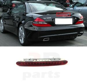FOR-MERCEDES-BENZ-SL-R230-01-12-NEW-REAR-3RD-STOP-TAIL-BREAK-RED-LED-LIGHT-LAMP