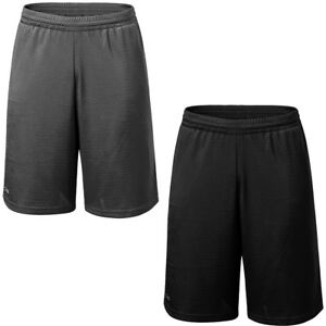 TSLA Tesla MBS01 HyperDri Sport Mesh Performance Active Training Shorts