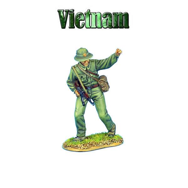VN010 NVA Fanteria Officer con AK47 by primero Legion