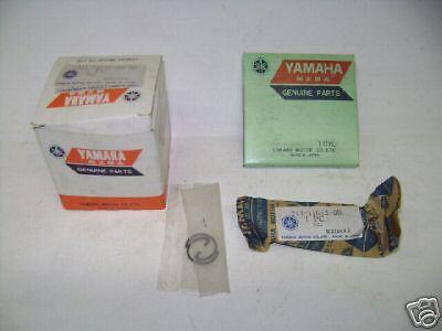 YAMAHA PISTON KIT STANDARD BORE DT250 DT 250 1978