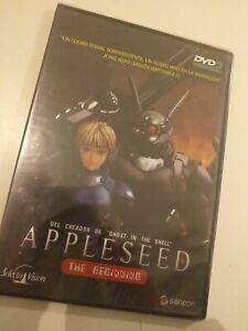 Dvd-APPLESEEED-MANGA-THE-BEGINNING-nuevo-precintado