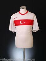 2012-13 Turkey Official Nike Away Football Jersey Top Shirt *BNIB* S-M-L-XL