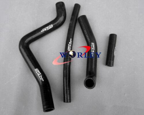 silicone radiator hose for Kawasaki KX125 KX 125 1994-2002 95 96 97 98 99 00 RED