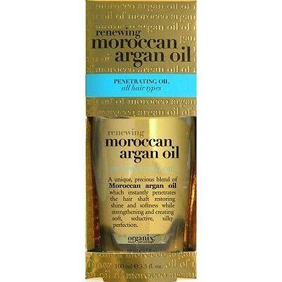 Organix Moroccan Argan Oil Penetrating Oil - 3.3 oz