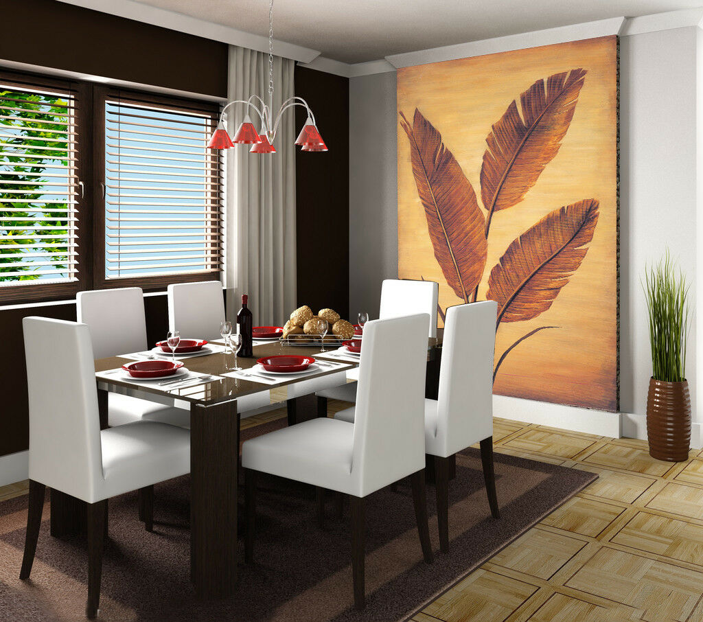 3D Fashion Leaves 71 Wall Paper Murals Wall Print Wall Wallpaper Mural AU Kyra