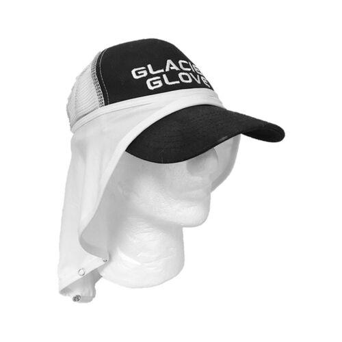 Glacier Glove Clothing Tubular Headwear G//G Universal Sun Shade Ii Wh