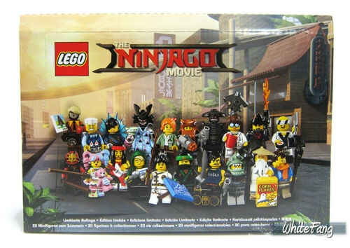 Lego minifigures series empty display boxes only choose pick your series