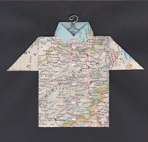 Origami-Map-Shirt-Wazirabad-Kabul-Maimana-Baghlan-Kandahar-Afghanistan