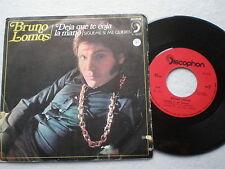 BRUNO LOMAS Deja Que Te Coja La Mano SPAIN 45 1972