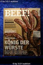 Beef Nr.12 für Männer mit Geschmack 4/2012 König der Würste