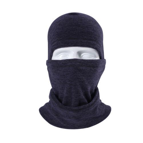 Winter Ski Balaclava Fleece Windproof Full Face Mask for Men Women Cold Weather