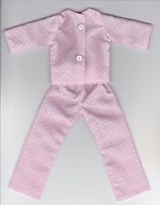 Doll Clothes-Floral Print Pajamas that fit Barbie-Homemade BP5