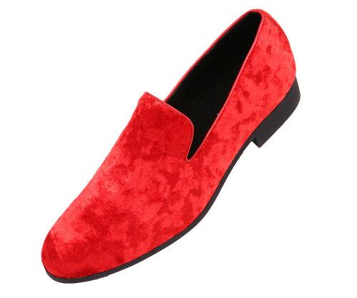 velours Chaussures habillées en rouge de noir smoking et YWEH9D2I