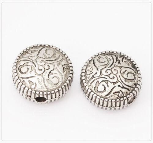 10x estela acrílico perlas spacer entre parte joyas DIY aproximadamente 18mm kb045