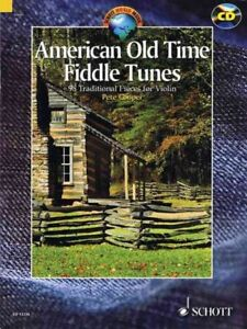 American-Old-Time-Fiddle-Tunes-98-Traditional-Pieces-for-Violin-Paperback