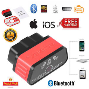 Details about Bluetooth V4 0 Car OBD 2 II Code Reader Auto Diagnostic  Scanner For IOS iPhone