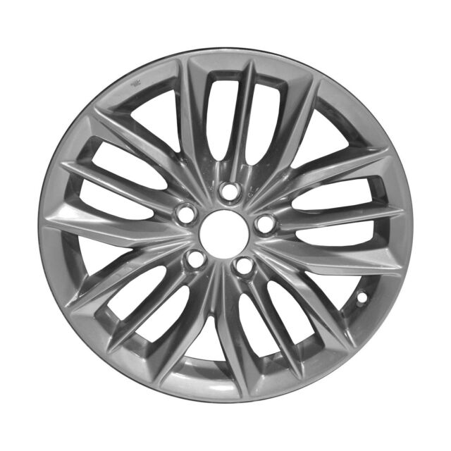 """Used 18"""" Take-Off Alloy Wheel Fits 2019 Acura Ilx 560"""