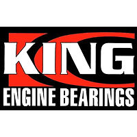 KING ENGINE BEARINGS ROD MAIN MITSUBISHI 4G63 4G63T