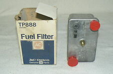 filtre a essence TP888 AC-DELCO GM parts Buick cadillac Chevrolet Pontiac
