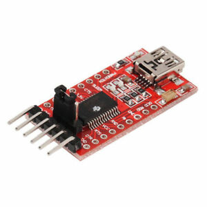 3-3V-5V-FT232RL-USB-to-TTL-Serial-Adapter-Module-Board-Fr-Arduino-Download-Cable